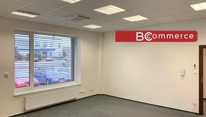 Pronájem kancelářské jednotky Brno jih, 92 m²