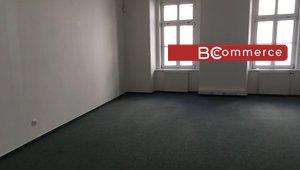 Kancelářská jednotka  v centru města Brna, 86m2