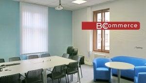 Klimatizovaná kancelářská jednotka, 54m²