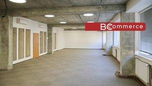 Pronájem kancelářské jednotky v centru města, 560m²