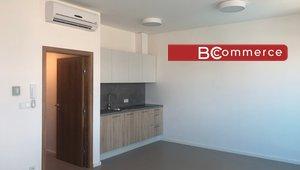 Pronájem, uzavřená kancelářská jednotka s vlastním zázemím - Brno - Komárov, 36m2