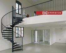 Kancelářské prostory v moderním industriálním stylu