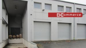 Pronájem vytápěné skladové haly s kancelářským zázemím v Brně