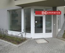 Pronájem kancelářsko - obchodní jednotky, Brno - Bystrc