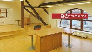 Uzavřená kancelářská jednotka v centru Brna, 163m²