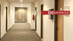 Pronájem jednotlivých kanceláří v centru města, 38,6m²
