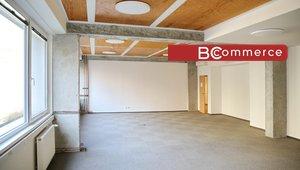 Pronájem kancelářské jednotky v centru města, 60m²