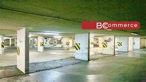 Pronájem podzemního parkoviště Brno - Ponava
