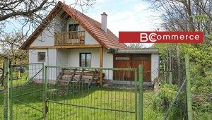 Prodej, chata, 39m² na prostorné zahradě 2278m² s ovocnými stromy - Borotice
