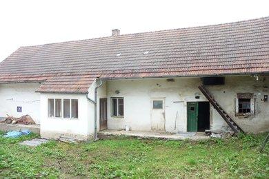 Prodej chalupy se zahradou 1284 m2, Ev.č.: 101-00111