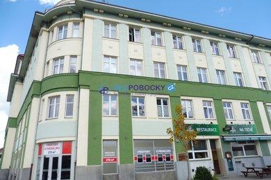 Pronájem, Obchodní prostory, 267m² - Havlíčkův Brod, Ev.č.: 102-00136