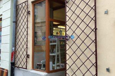 Pronájem, Obchodní prostory, 25m² - Jihlava, Ev.č.: 102-00199