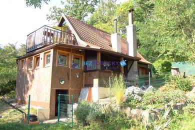 Prodej chaty ve Vraném nad Vltavou, Ev.č.: 101-00237