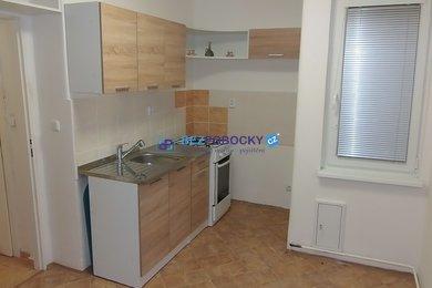 Pronájem bytu 1+1, 25m² - Brno - Královo Pole, Ev.č.: 101-00242