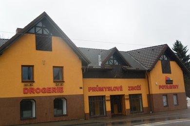 Prodej, Obchodní prostory, 250m² - Česká Bělá, Ev.č.: 102-00082
