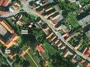 Prodej pozemku v centru Chrasti - 353m2, Ev.č.: 00157
