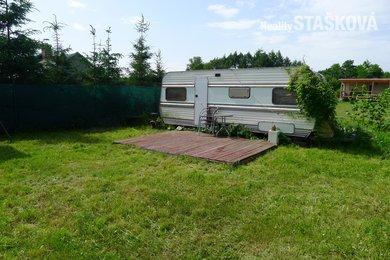 Prodej pozemku -zahrady, 500m2, Znojmo - Nesachleby, Ev.č.: 19B-0013