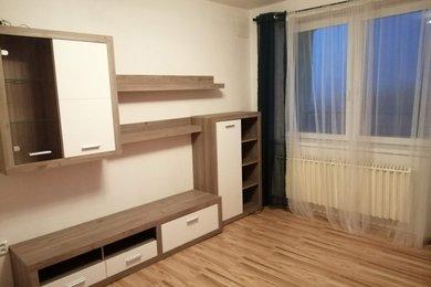 Pronájem ZAŘÍZENÝ byt 1+1, 42 m2 s balkonem, Znojmo - Oblekovice, Ev.č.: 20B-0041