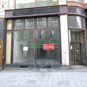 Pronájem, Obchodní prostory, 212 m² - Brno-město - ul. Masarykova 6