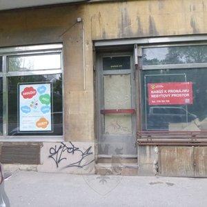 Pronájem, Obchodní prostory/restaurace, 122,9 m² - Brno - Zábrdovice - Koliště 29