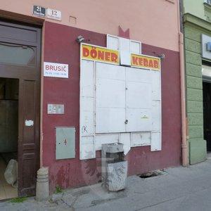 Pronájem, ostatní komerční nemovitosti - rychlé občerstvení/sklad, 27 m² - Brno - Staré Brno - Brno-střed - Mendlovo nám. 12