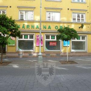Pronájem, Obchodní prostory/Lékárna, 290,5 m² - Brno-město - Orlí 10