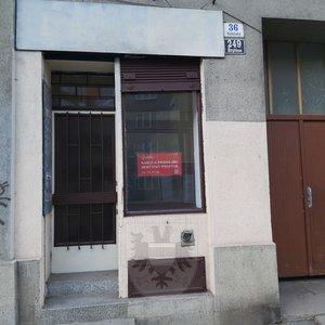 Pronájem, Obchodní prostory, 25 m² - Brno - Štýřice - Vídeňská 36