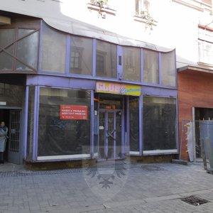 Pronájem, Obchodní prostory/ poskytování služeb, 362,4 m² - Brno-město - Orlí 11