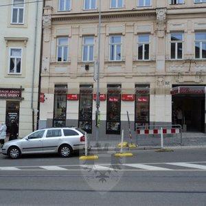 Pronájem, Obchodní prostory, 120 m² - Brno - Staré Brno - Pekařská 6