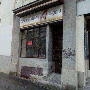 Pronájem, Obchodní prostory, 46 m² - Brno - Štýřice - Vídeňská 36