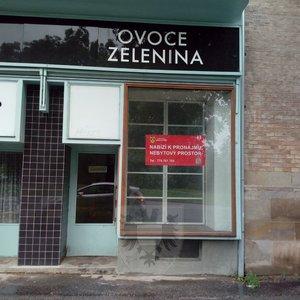 Pronájem, Obchodní prostory, 26,4 m² - Brno - Veveří - Moravské náměstí 14b