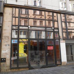 Pronájem, Restaurace, 220 m² - Brno-město; ul. Masarykova 14