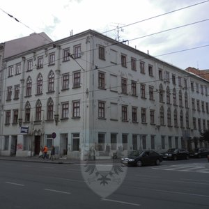 Pronájem, Kanceláře, 494 m² - Brno - Zábrdovice, Cejl 35