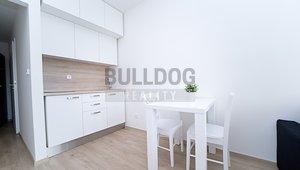 Byt 1+kk, 26 m² - P5 - Malvazinky, dům s recepcí, prádelnou a fitness