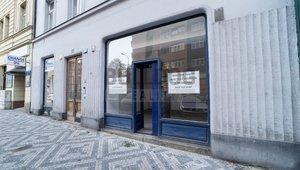 Obchodní prostory,  64 m², Praha 1 - Nové Město, ul. Štěpánská