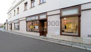 Pronájem, Obchodní prostory, 202 m² - Jindřichův Hradec II