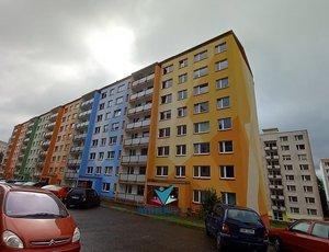 Prodej bytu 3+1, 74m² ,ulice Dukelských Hrdinů, Krupka - Maršov.
