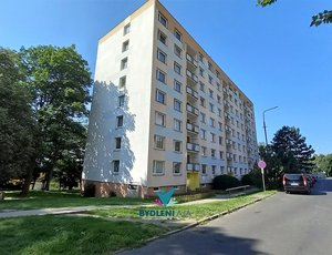 Prodej bytu 2+1, 61m² ,ulice Karla Čapka, Krupka - Maršov.