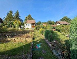 Prodej pozemku - zahrady, 400m² , Bystřany.