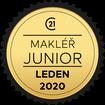 Makléř měsíce Junior leden 2020