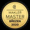 Makléř měsíce Master březen 2020