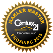 Makléř měsíce Master listopad 2015