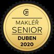 Makléř měsíce Senior duben 2020