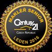 Makléř měsíce Senior leden 2016