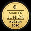 Makléř měsíce Junior květen 2020