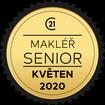 Makléř měsíce Senior květen 2020