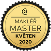 Makléř měsíce Master květen 2020