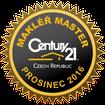 Makléř měsíce Master prosinec 2016