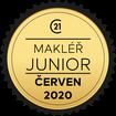 Makléř měsíce Junior červen 2020