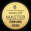 Makléř měsíce Master červen 2020